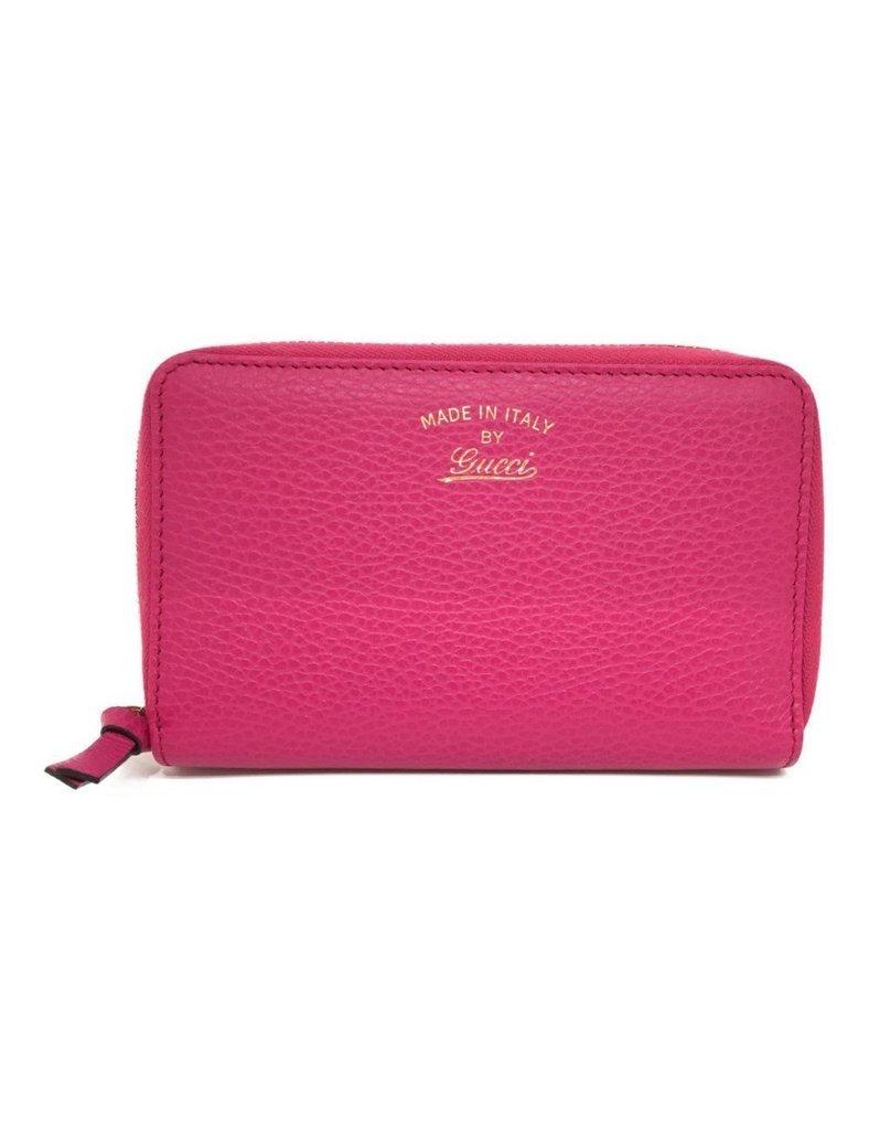 4cc6e6753 HANDBAGS :: HANDBAGS :: Gucci Women's Blossom Pink Italian Leather ...